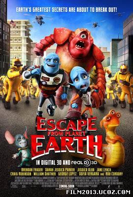Побег с планеты Земля смотреть онлайн