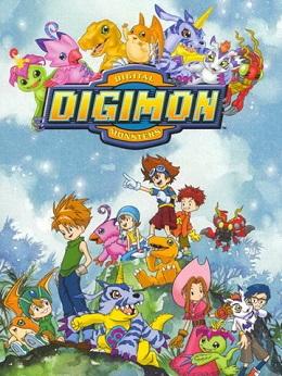 Приключения Дигимонов смотреть онлайн